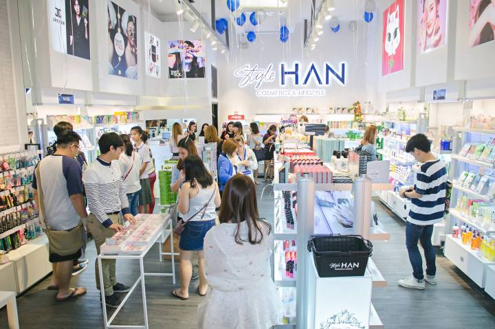 ไม่ต้องไปถึงเกาหลี ก็ช้อปฟินได้ที่ STYLE HAN สาขา Central PlazaWestGate