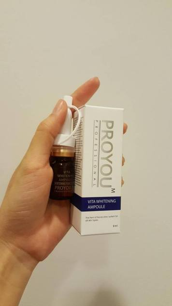 PROYOU M VITA WHITENING AMPOULE