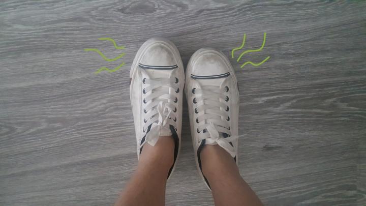 เท้าเหม็น น้ำกัดเท้า แก้ยังไงดี?!!!!