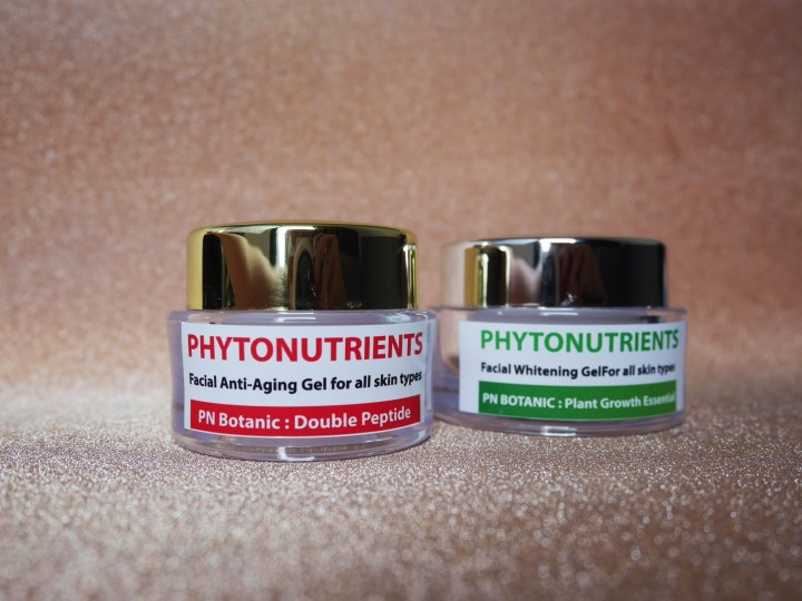 [Review] ครีม Phytonutrients stemcell จากพืช by PN Botanic