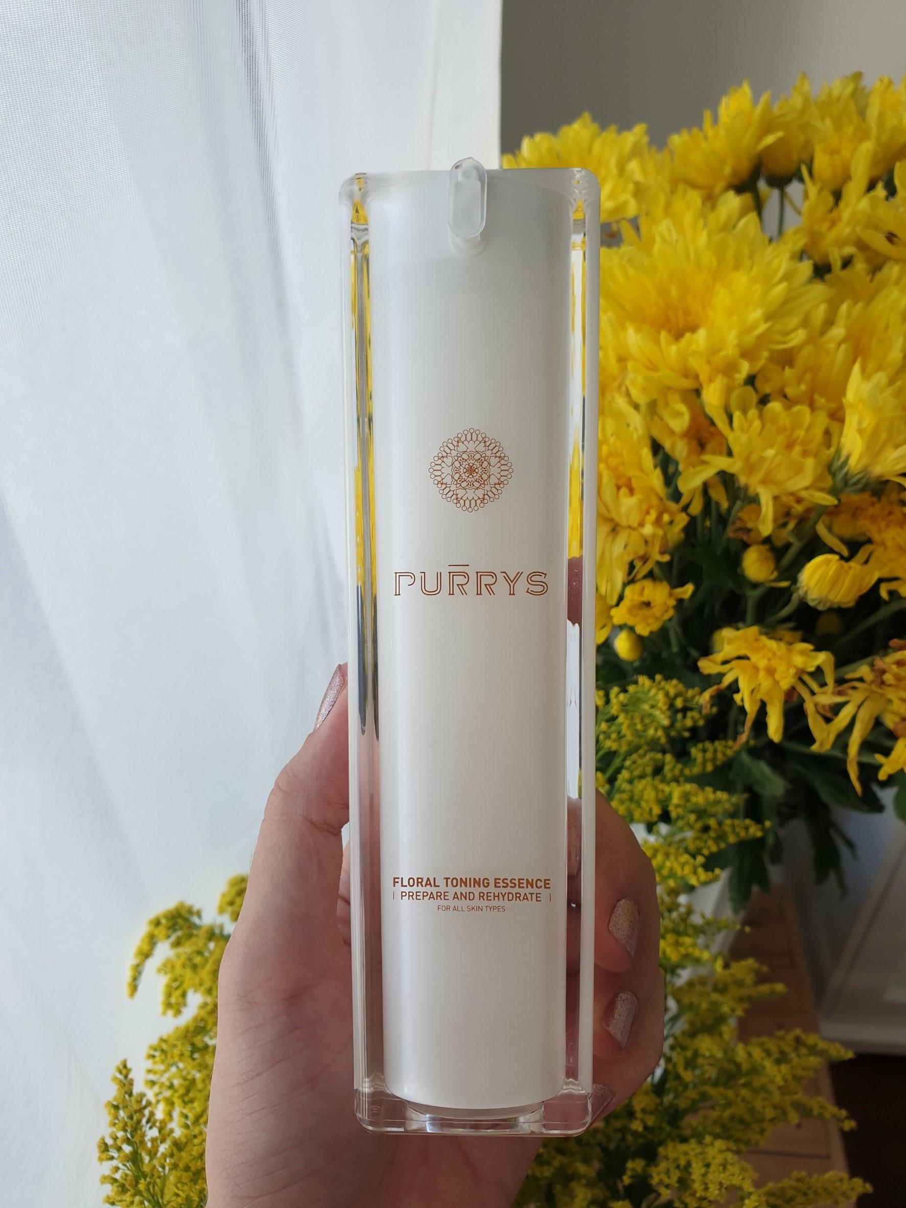 PURRYS Floral Toning Essence (เพอร์ริส ฟลอรัล โทนนิ่ง เอสเซนส์)
