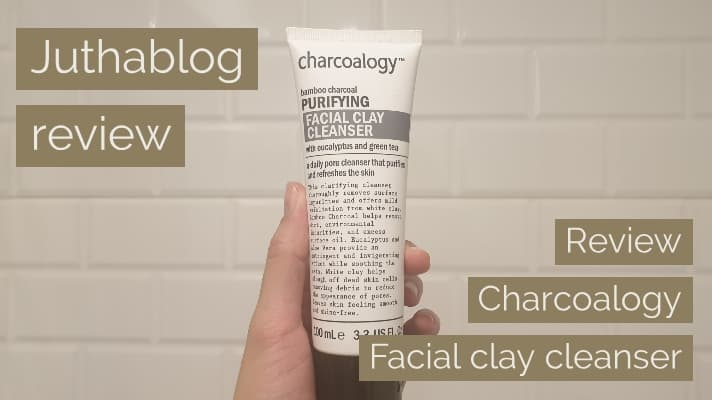 Review Charcoalogy Purifying Facial Clay Cleanser